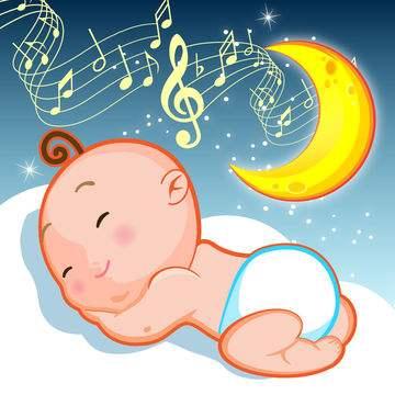 music helps sleeping