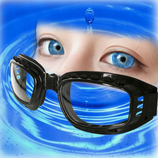 wahah aquatic hydrating dry eyes relief mask